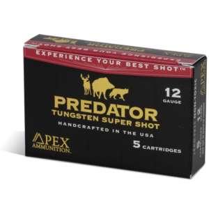 Predator / Deer